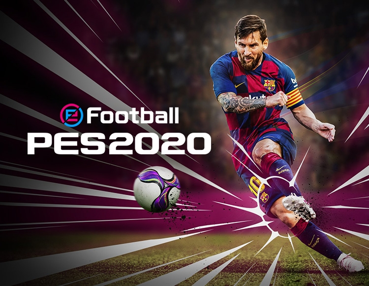 EFootball PES 2020 (PC) фото