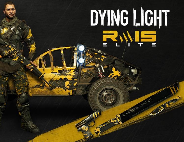 Dying Light - Rais Elite Bundle (PC) фото