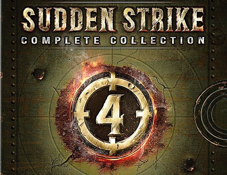 Sudden Strike 4 Complete Collection (PC) фото