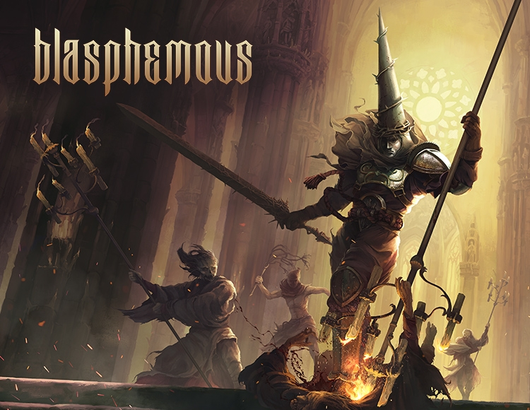 Blasphemous (PC) фото