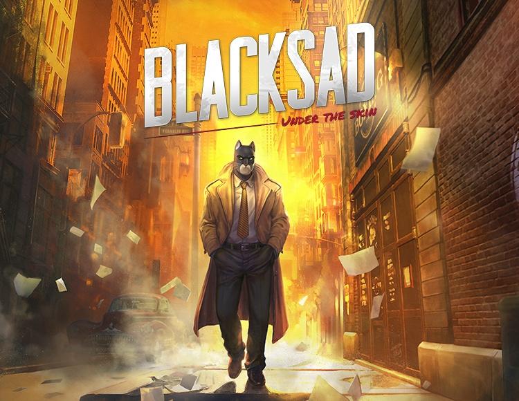 Blacksad: Under The Skin Standard Edition