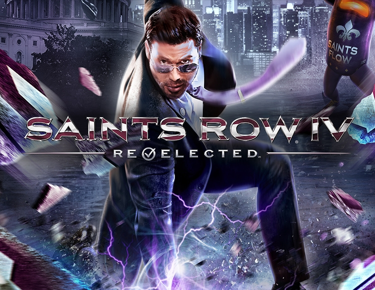 Saints Row 4: Re-Elected (PC) фото