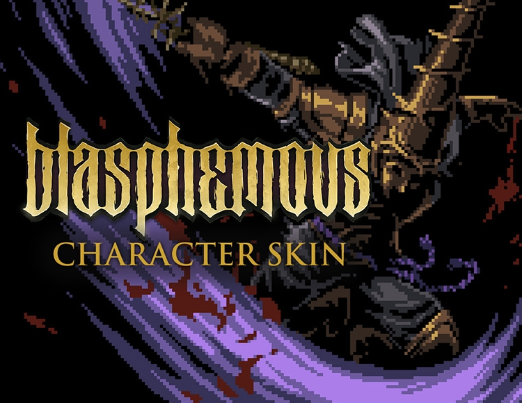 Blasphemous - 'Alloy of Sin' Character Skin (PC) фото