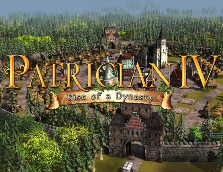 Patrician IV: Rise of a Dynasty (PC) фото