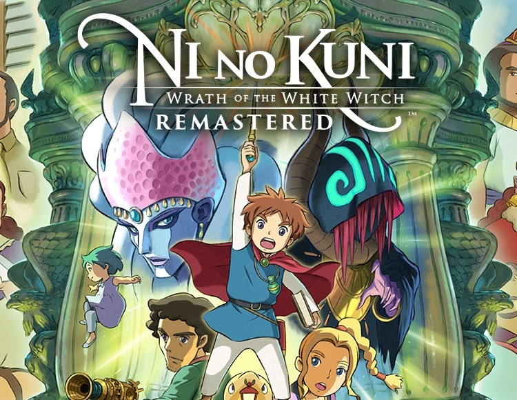 Ni no Kuni: Wrath of the White Witch - Remastered (PC) фото