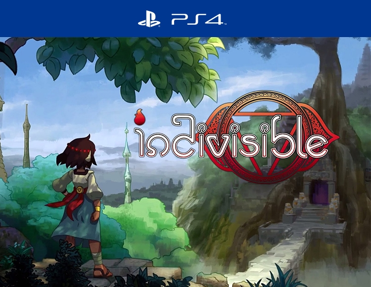 Indivisible (PS4) фото