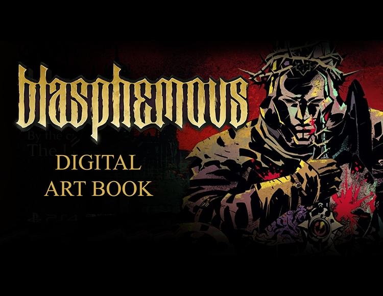 Blasphemous - Digital Artbook (PC) фото