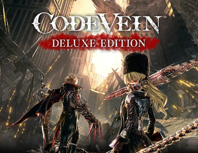 Code Vein Deluxe Edition (PC) фото