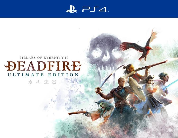 Pillars of Eternity II: Deadfire - Ultimate Edition (PS4) фото