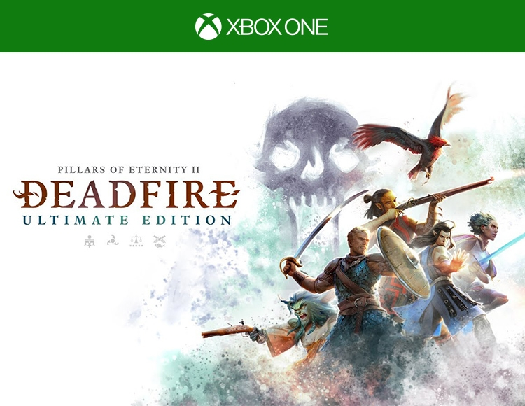 Pillars of Eternity II: Deadfire - Ultimate Edition (Xbox One) фото
