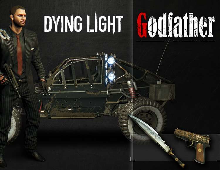 Dying Light - Godfather Bundle (PC) фото