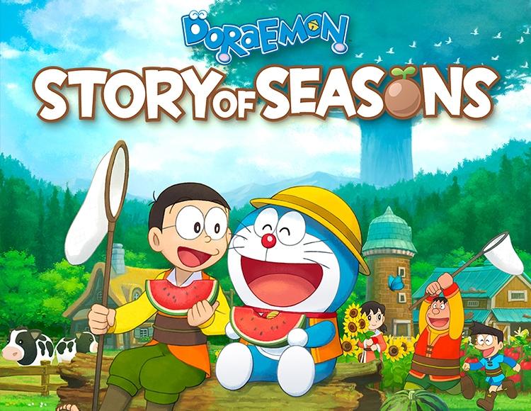 Doraemon Story of Seasons (PC) фото