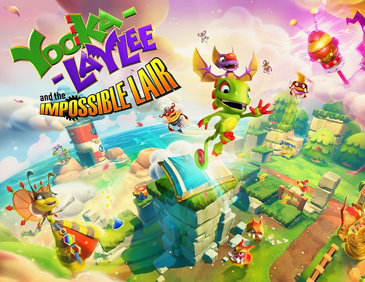 Yooka-Laylee and the Impossible Lair (PC) фото