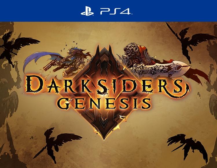 Darksiders Genesis Стандартное издание (PS4) фото