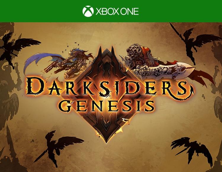 Darksiders Genesis Стандартное издание (Xbox One) фото