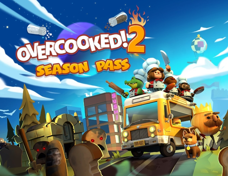 Overcooked! 2 Season Pass (PC) фото