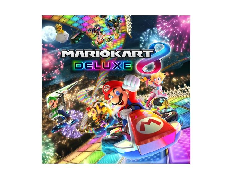 Mario Kart 8 Deluxe (Nintendo Switch - Цифровая версия) фото