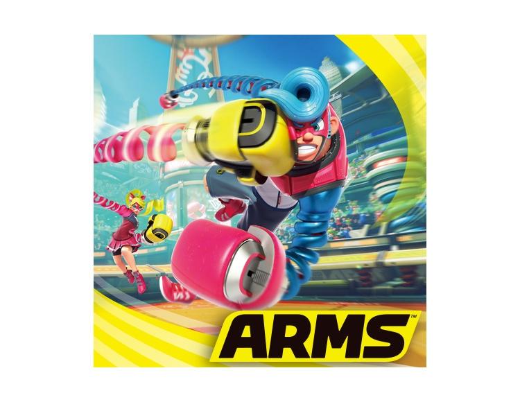 ARMS (Nintendo Switch - Цифровая версия) фото