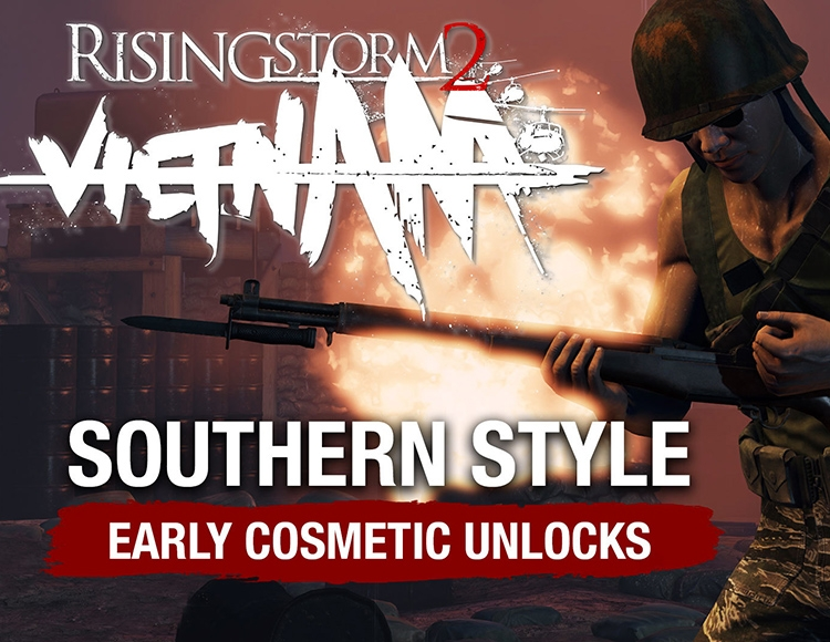 Rising Storm 2: Vietnam - Southern Style Cosmetic DLC (PC) фото