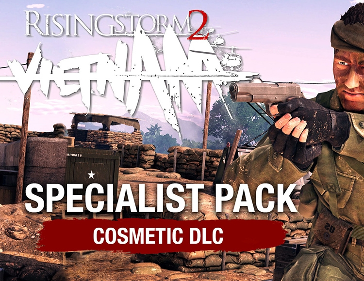Rising Storm 2: Vietnam - Specialist Pack Cosmetic DLC (PC) фото