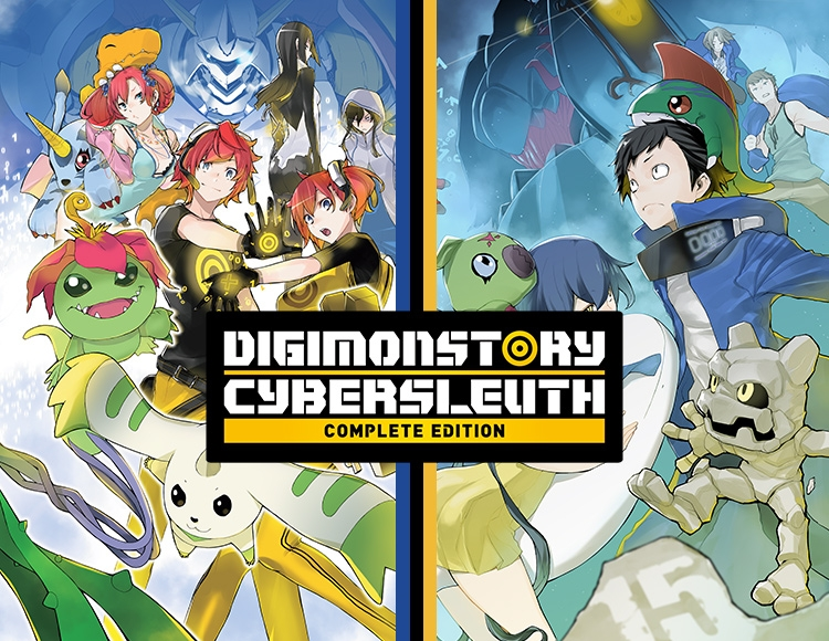 Digimon Story Cyber Sleuth: Complete Edition (PC) фото