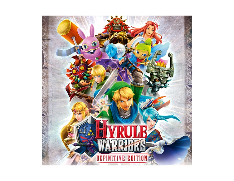 Hyrule Warriors: Definitive Edition (Nintendo Switch - Цифровая версия) фото