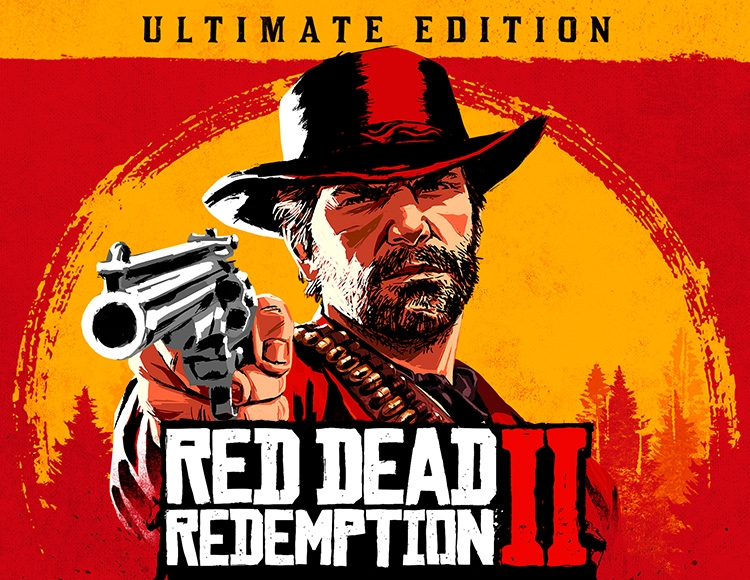 Red Dead Redemption 2: Ultimate Edition (PC) фото