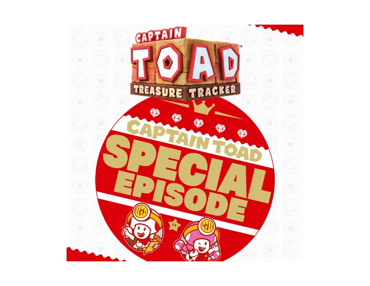 Captain Toad: Treasure Tracker – Special Episode (Nintendo Switch - Цифровая версия) фото