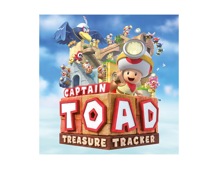 Captain Toad: Treasure Tracker (Nintendo Switch - Цифровая версия) фото