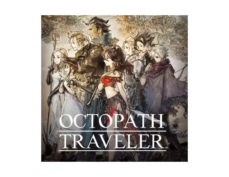 Octopath Traveler (Nintendo Switch - Цифровая версия) фото