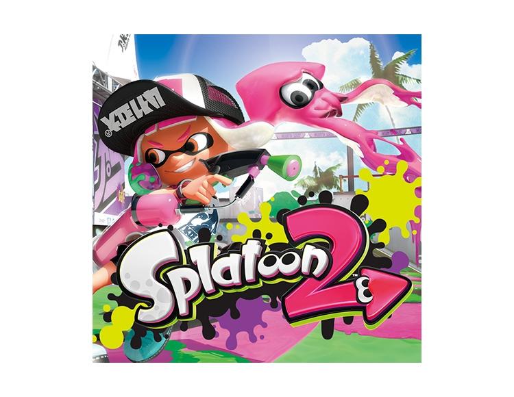 Splatoon 2 (Nintendo Switch - Цифровая версия) фото