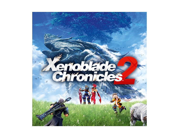 Xenoblade Chronicles 2 (Nintendo Switch - Цифровая версия) фото