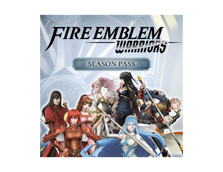 Fire Emblem Warriors: Season Pass (Nintendo Switch - Цифровая версия) фото
