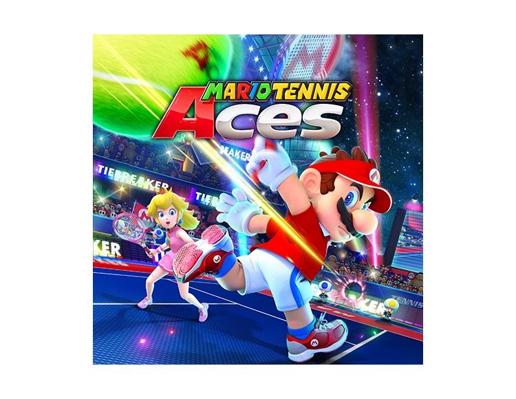 Mario Tennis Aces (Nintendo Switch - Цифровая версия) фото