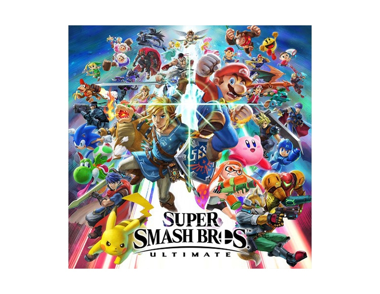 Super Smash Bros. Ultimate (Nintendo Switch - Цифровая версия) фото