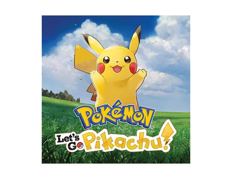 Pokemon: Let's Go Pikachu! (Nintendo Switch - Цифровая версия) фото