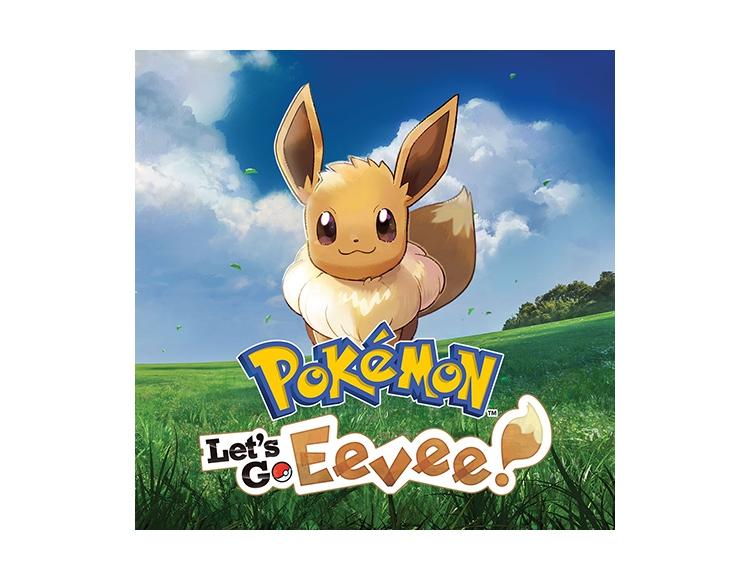 Pokemon: Let's Go Eevee! (Nintendo Switch - Цифровая версия) фото