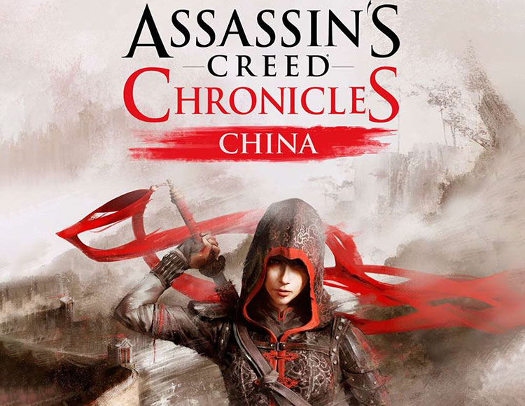 Assassins Creed Chronicles Китай