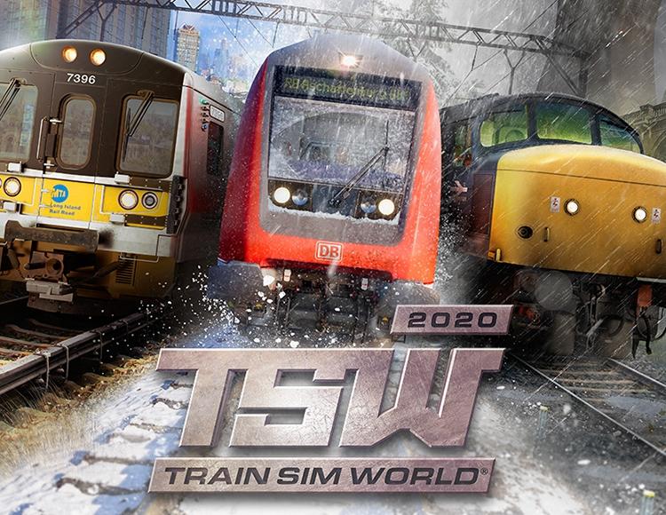 Train Sim World 2020 (PC) фото