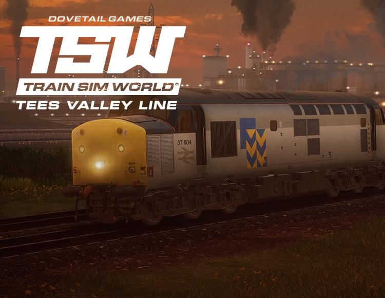 Train Sim World®: Tees Valley Line: Darlington – Saltburn-by-the-Sea Route Add-On (PC) фото