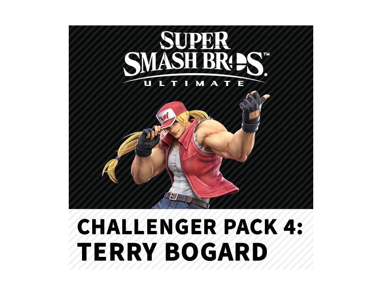 Набор бойца: Терри Богард - DLC for Super Smash Bros. Ultimate (Nintendo Switch - Цифровая версия) фото