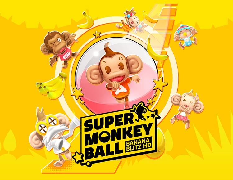 Super Monkey Ball: Banana Blitz HD (PC) фото