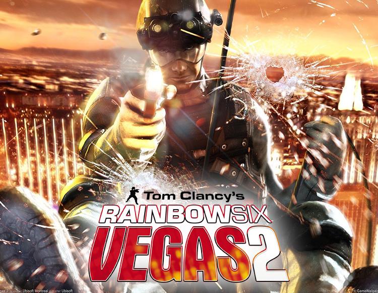 Tom Clancy's Rainbow Six: Vegas II (PC) фото