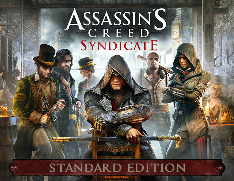Assassins Creed Syndicate Standard Edition (PC) фото