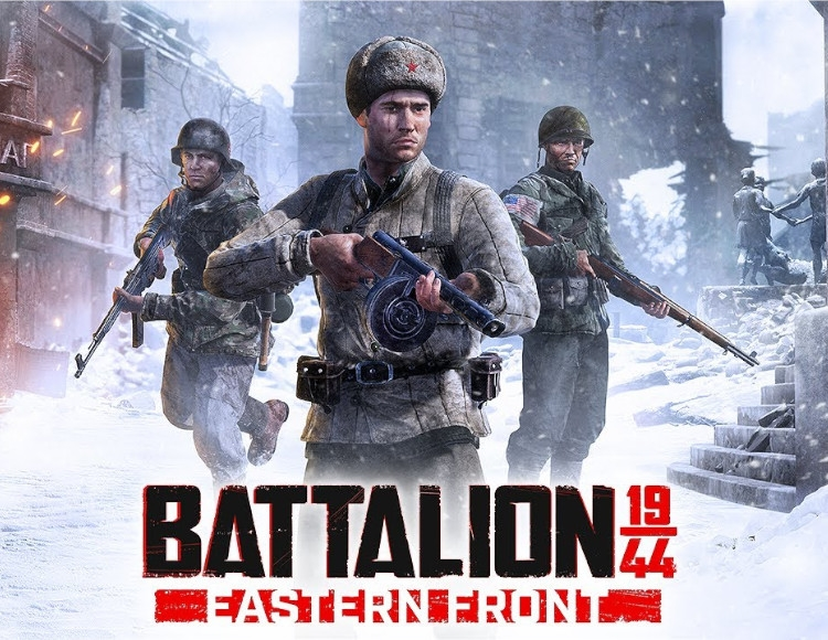 BATTALION 1944 (PC) фото