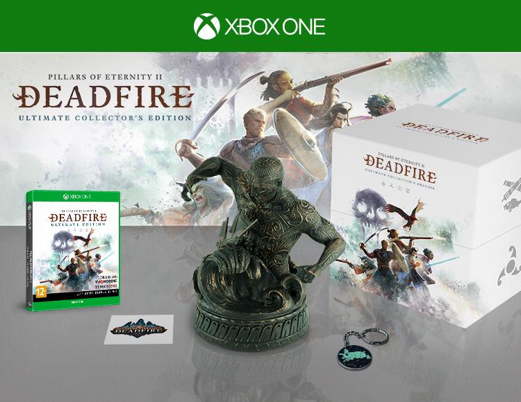 Pillars of Eternity II: Deadfire - Ultimate Edition. Коллекционное издание (Xbox One) фото