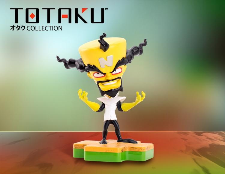 Фигурка Crash Bandicoot: Dr. Neo Cortex фото