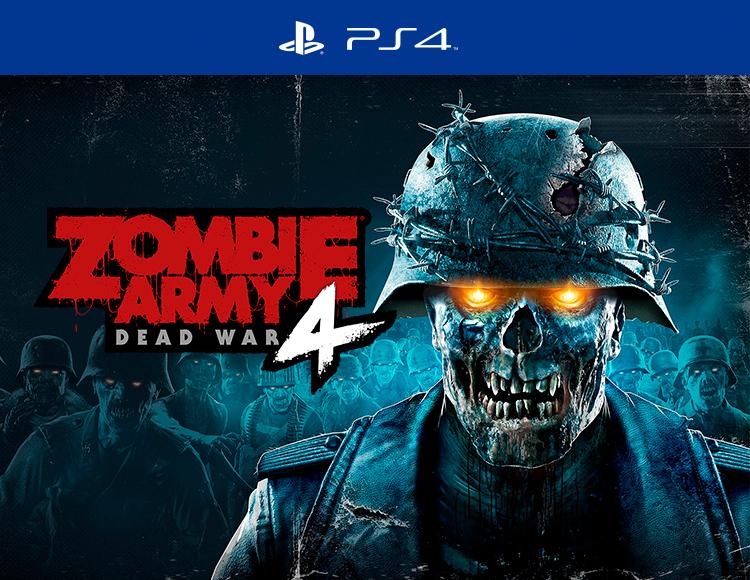 Zombie Army 4: Dead War (PS4) фото