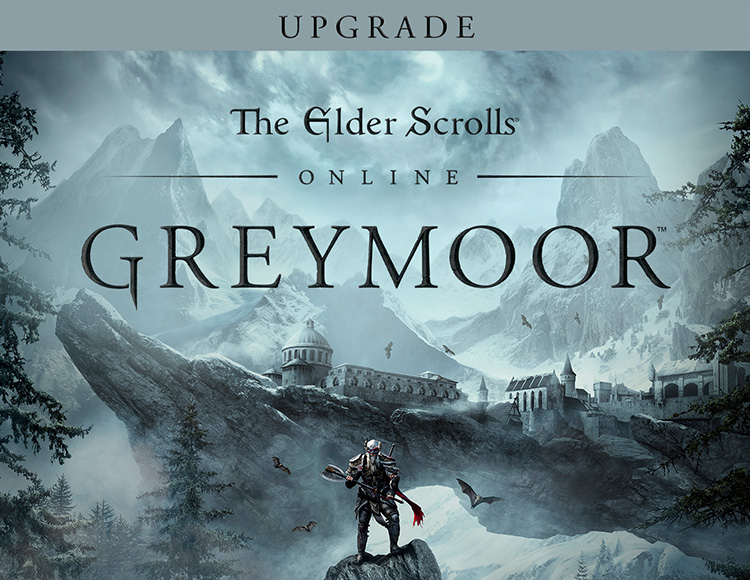 The Elder Scrolls Online: Greymoor - Upgrade (Предзаказ) (Bethesda Launcher)