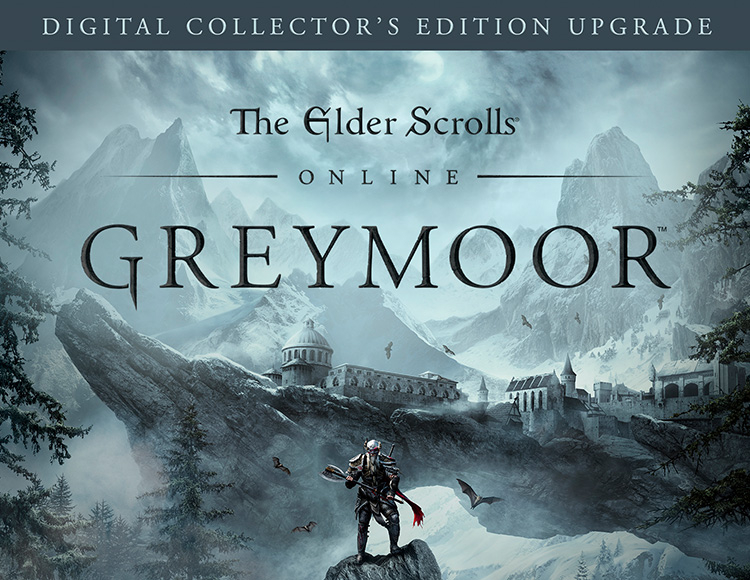 The Elder Scrolls Online: Greymoor - Digital Collector's Edition Upgrade (Предзаказ) (Bethesda Launcher)